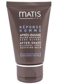 Matis Paris - Upokojujúci balzam po holení bez alkoholu Réponse Homme