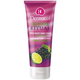 Dermacol - Antistresový krém na ruky Hrozno s limetkou