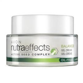 Avon - Matující gelový krém Nutraeffects (Balance Gel Cream) 50 ml