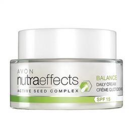 Avon - Matující denní krém SPF 15 Nutraeffects (Balance Daily Cream) 50 ml
