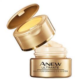 Avon - 2-fázová omlazující péče o oční okolí Anew Ultimate Multi-Permofmance 15 ml + 2,5 g