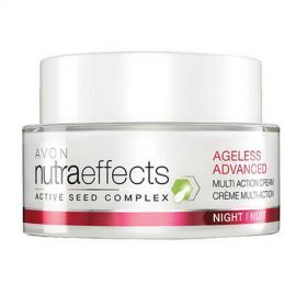 Avon - Intenzivní noční krém s omlazujícím účinkem SPF 20 Nutraeffects 50 ml