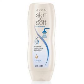 Avon - Hydratační tělové mléko do sprchy Skin so Soft 250 ml