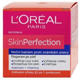 L´Oreal Paris - Noční balzám proti známkám únavy SkinPerfection 50 ml