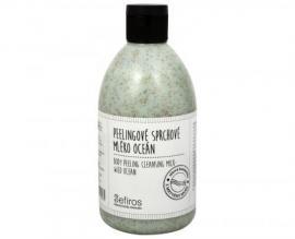 Sefiros - Peelingové sprchové mléko Oceán (Body Peeling Cleansing Milk) 500 ml