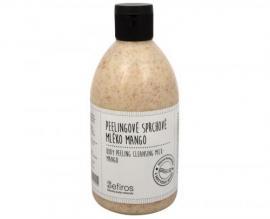 Sefiros - Peelingové sprchové mléko Mango (Body Peeling Cleansing Milk) 500 ml