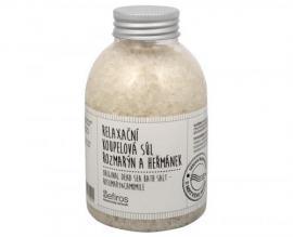 Sefiros - Relaxační koupelová sůl Rozmarýn a heřmánek (Original Dead Sea Bath Salt) 500 ml