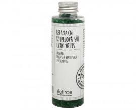 Sefiros - Relaxační koupelová sůl Eukalyptus (Original Dead Sea Bath Salt) 150 g