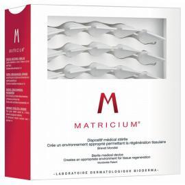 Bioderma - Ampule pro regeneraci kožní tkáně pro poškozenou pokožku Matricium 30 x 1 ml