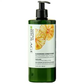 Matrix - Čisticí kondicionér pro jemné vlasy Biolage (Bio Cleansing Conditioner) 500 ml