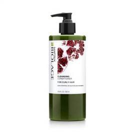 Matrix - Čisticí kondicionér pro silné a nepoddajné kudrnaté vlasy Biolage (Bio Cleansing Conditioner) 500 ml
