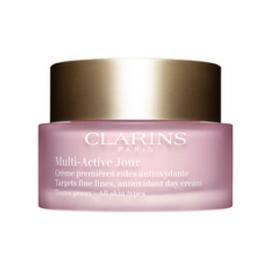 Clarins - Denní krém proti jemným vráskám pro všechny typy pleti Multi-Active (Antioxidant Day Cream) 50 ml