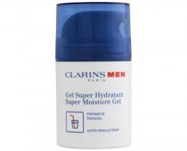 Clarins - Hydratační gel pro muže (Super Moisture Gel) 50 ml