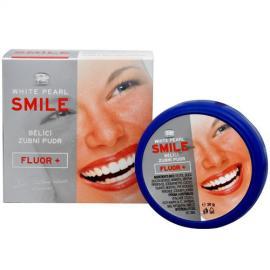 VitalCare - Bělící zubní pudr SMILE Fluor+ 30 g