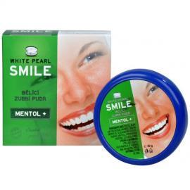 VitalCare - Bělící zubní pudr SMILE Mentol+ 30 g