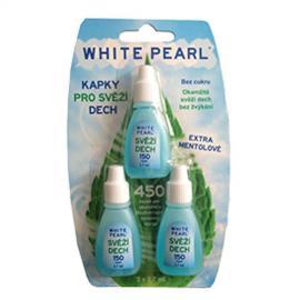 VitalCare - Kapky pro svěží dech White Pearl 3 x 3,7 ml