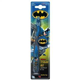 VitalCare - Zubní kartáček s krytkou Batman