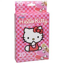 VitalCare - Dětské náplasti Hello Kitty 20 ks