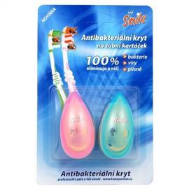 VitalCare - Antibakteriální kryt na zubní kartáček 2 ks
