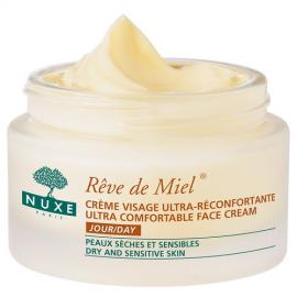 Nuxe - Zklidňující denní krém pro suchou a citlivou pleť (Reve de Miel Ultra Comfortable Face Cream) 50 ml