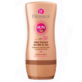 Dermacol - Voděodolné mléko na opalování pro děti Sun SPF 50