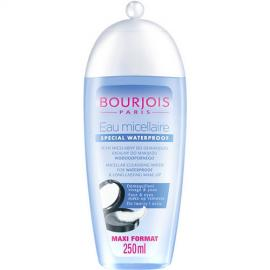 Bourjois - Micelární voda pro citlivou pleť (Micellar Cleansing Water Special Waterproof) 250 ml