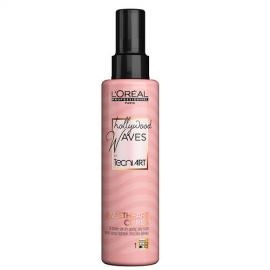Loreal Professionnel - Sérum ve spreji pro nadýchané vlny Tecni Art Hollywood Waves (Sweetheart Curls) 150 ml