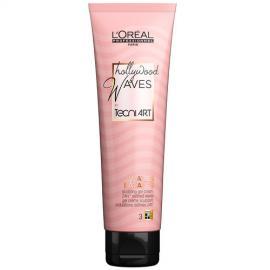 Loreal Professionnel - Formující gelový krém pro vlnité vlasy Tecni Art Hollywood Waves (Waves Fatales) 150 ml