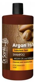 Dr. Santé - Argan Hydratačný šampón  (ARGAN OIL and KERATIN)