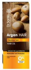 Dr. Santé - Argan regeneračný olej na vlasy (ARGAN OIL and KERATIN)