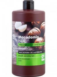 Dr. Santé - Macadamia šampón pre oslabené vlasy (Macademia Oil and Keratin)