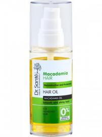 Dr. Santé - Macadamia olej pre oslabené vlasy (Macademia Oil and Keratin)