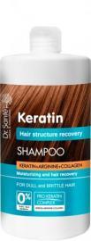 Dr. Santé - Keratin šampón pre oslabené vlasy (FOR DULL and BRITTLE HAIR)