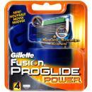 Gillette - Náhradné hlavice Gillette Fusion Proglide Power